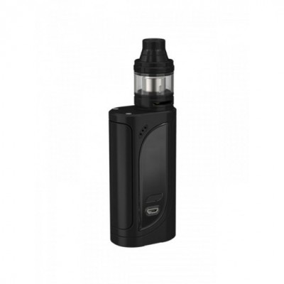 Eleaf iKonn 220 with ELLO FULL BLACK