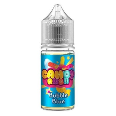 Candy Rush Flavour Shot Bubble Blue
