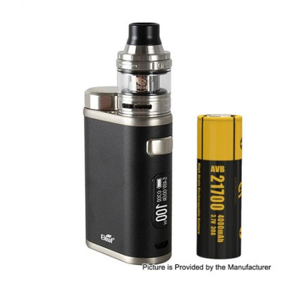 ELEAF iStick Pico 21700 with Ello Atomizer Kit Black