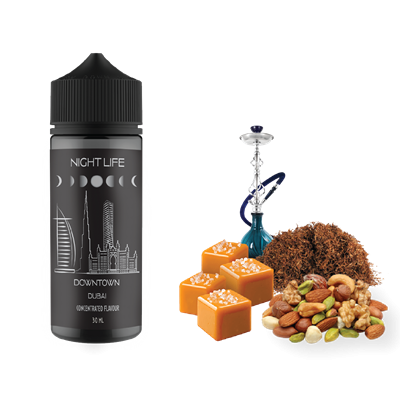 Night Life DOWNTOWN 120ml