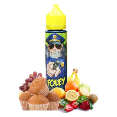 Foley Cop Juice