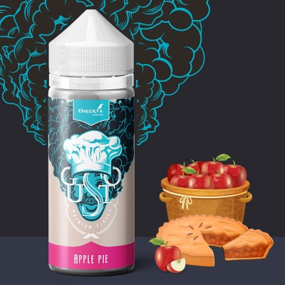 Gusto Apple Pie 30ml for 120ml