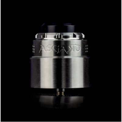Asgard RDA 30mm by Vaperz Cloud Silver