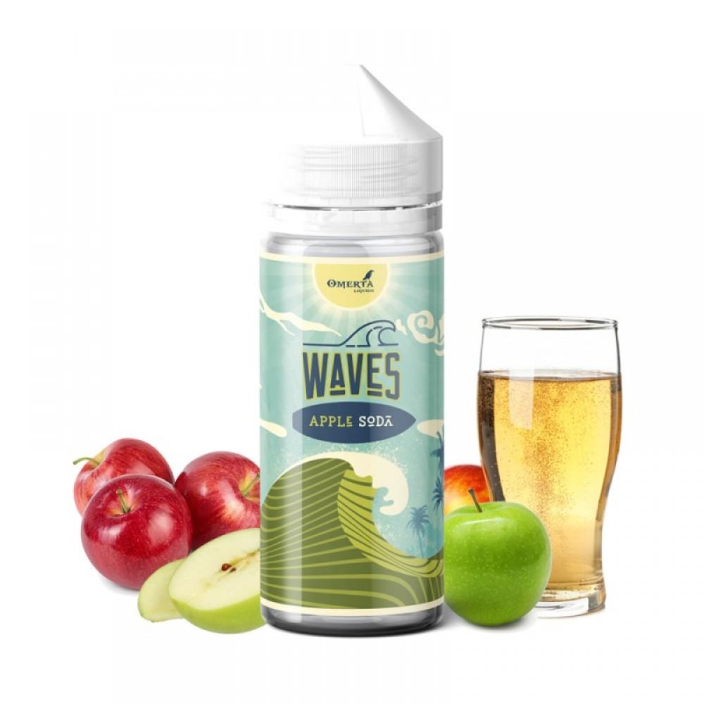 Waves Apple Soda 120ml