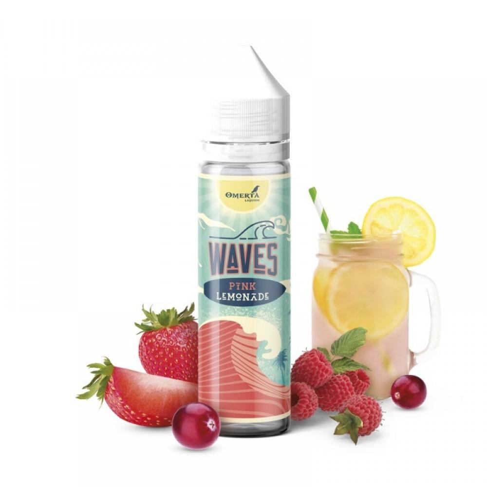 Waves Pink Lemonade 60ml